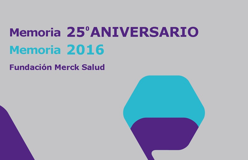 Memoria 2016 25 Aniversario
