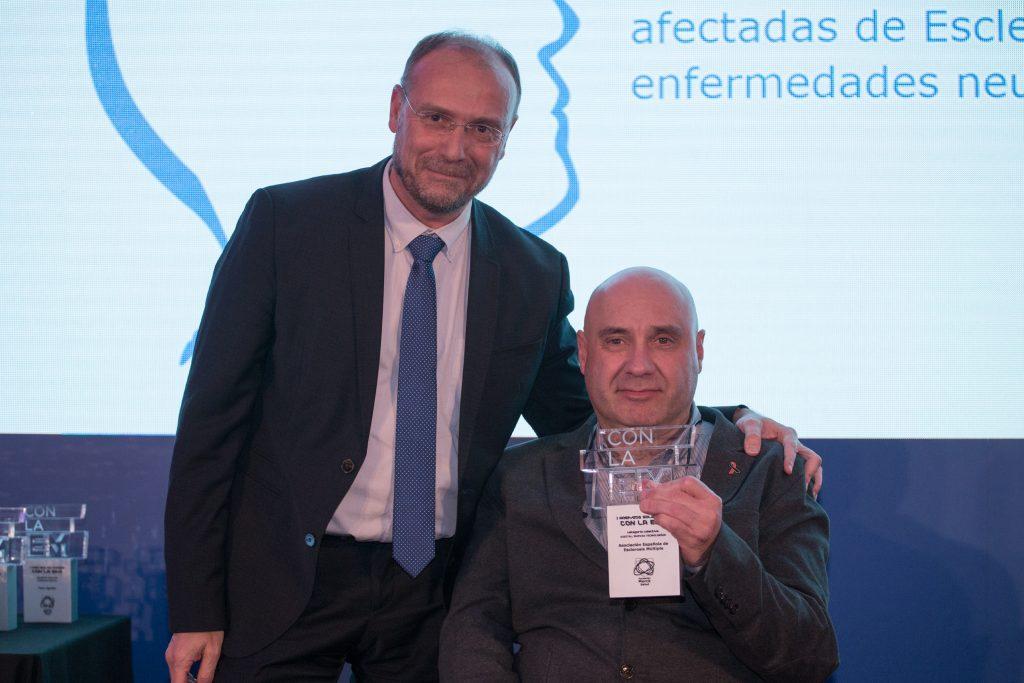 Gerardo García Perales - Presidente de AEDEM