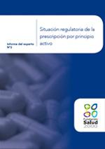 Situación regulatoria de la prescripción por principio activo