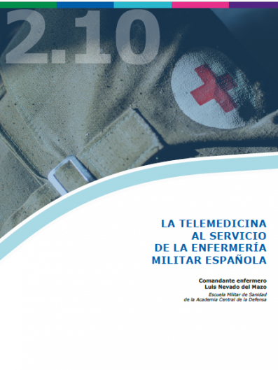 2.10. TELEMEDICINA_ENFERMERIA MILITAR ESPAÑOLA. Luis Nevado