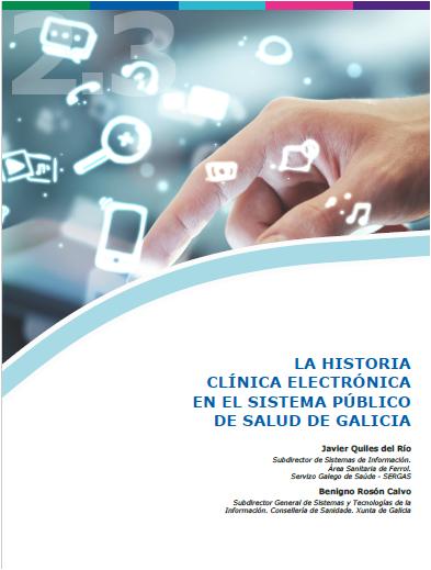 2.3. HISTORIA CLINICA ELECTRONICA. Javier Quiler-Benigno Roson